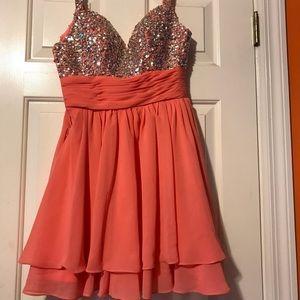 Dresses & Skirts - PROM/ PAGEANT DRESS